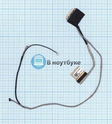 Шлейф матрицы для ноутбука Asus Q301 Q301L Q301LA S301L - купить по оптовой цене в интернет-магазине vnoutbuke.ru