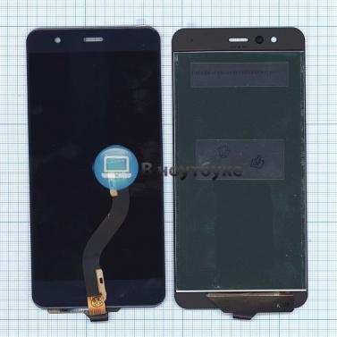 Модуль (матрица + тачскрин) для Huawei P10 Lite синий - купить по оптовой цене в интернет-магазине vnoutbuke.ru
