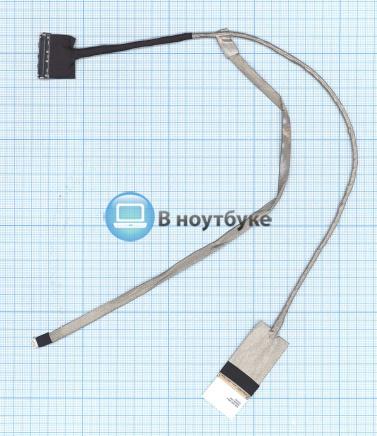 Шлейф матрицы для ноутбука HP Pavilion G7-2000 - купить по оптовой цене в интернет-магазине vnoutbuke.ru