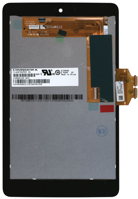google nexus 7 assembly