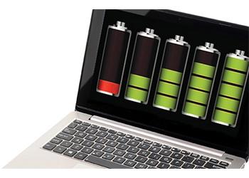 Почему ноутбук не держит зарядку?