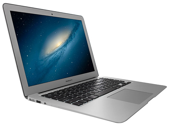 Где найти macbook air 13